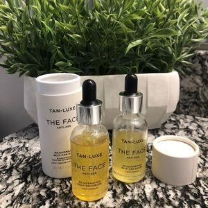 Tan-Luxe Self tanning drops✨ rejuvenating anti-age